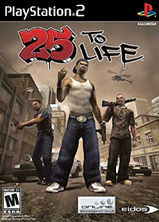 25 to Life (USA) PS2 ISO