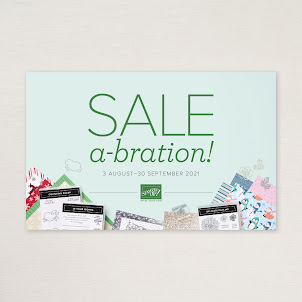 Sale a-bration 3 August - 30 September 2021