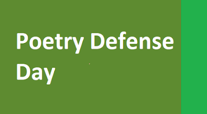 Poetry Defense Day
