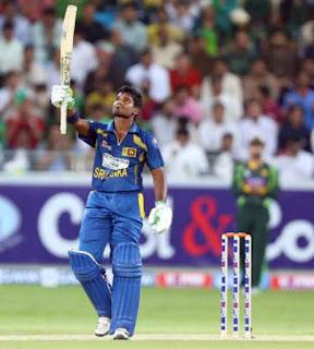 Kusal Perera 84 - Pakistan vs Sri Lanka 2nd T20I 2013 Highlights