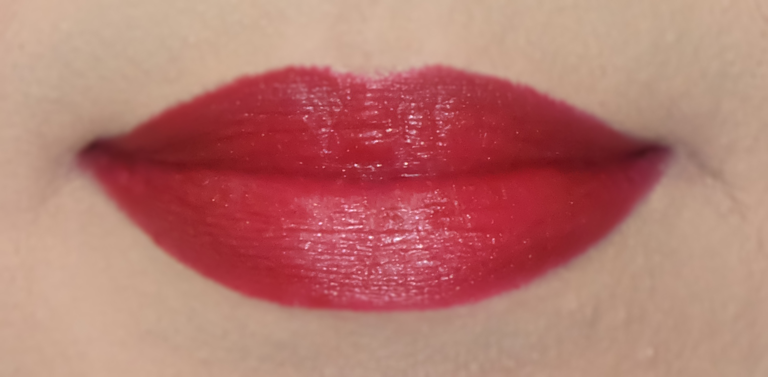 MAC Rocky Horror Picture Show Collection in Frank N' Furter  Swatch Product review best lipstick