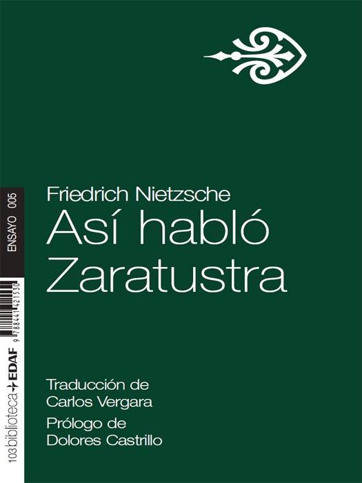 La mujer en Nietzsche 4, Tomás Moreno, Ancile
