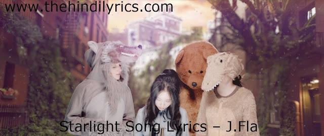 Starlight Lyrics – J.Fla (2019)