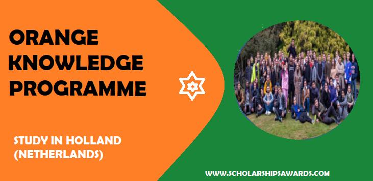 Orange Knowledge Programme in Netherlands