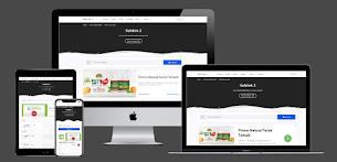 Fletro link 5.4+ Redesign Responsive Blogger Template