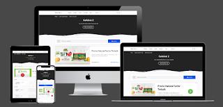 Fletro pro 5.4+ Redesign safelink Blogger Template
