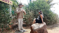 Northern Territory BIG Things | BIG Postman in Mataranka