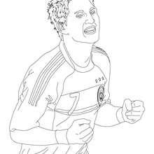 futbol football soccer fichajes champions: imagenes para colorear