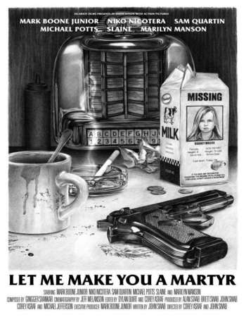 Let Me Make You a Martyr 2016 Full English Movie Free Download