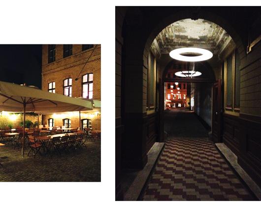 Restaurant in Berlin: Panama
