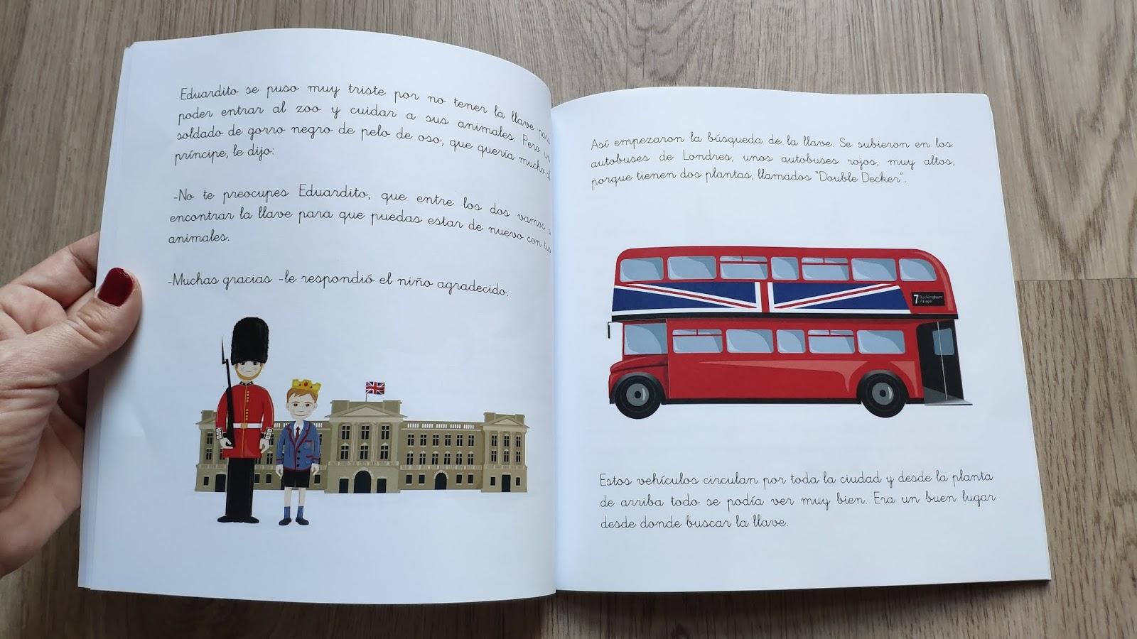 Cuento Sobre Londres Para Niños Los Viajes De Mapani