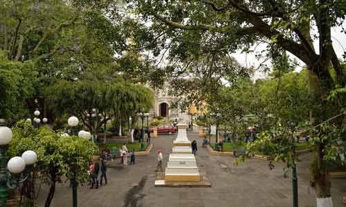 Fiesta de San Jerónimo en Coatepec