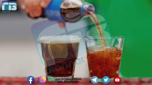 المشروبات الغازية | طرق التحضير - أضراراها