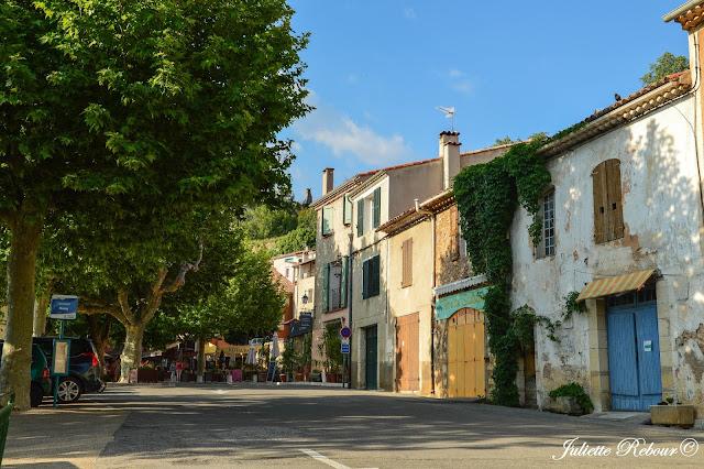 Verdon, village d'Aiguines