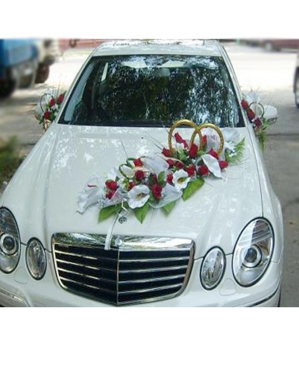hias mobil pengantin tangerang