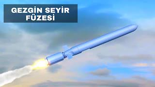 Gezgin Seyir Füzesi (Gezgin cruise missile)  TF-2000 Hava Savunma Muhiribi'nin Satıhtan satha güdümlü mermi ihtiyacını karşılamaya yönelik başlatılan orta menzilli seyir füzesi projesidir.Türkiyenin ilk seyir füzesi olma niteliği taşıyan Gezgin seyir füzesinin 800-1000 km menzile sahip olması beklenmektedir.