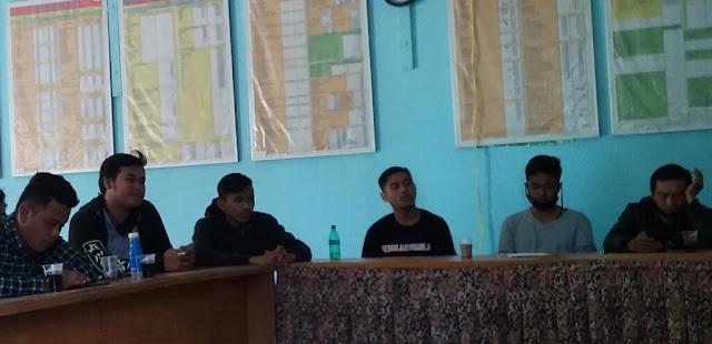 Musyawarah Karang Taruna Wangunreja Kabupaten Sukabumi, Ini yang Dibahas