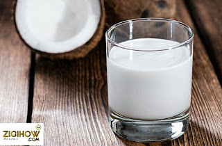 HOW TO EXTRACT COCONUT MILK 2