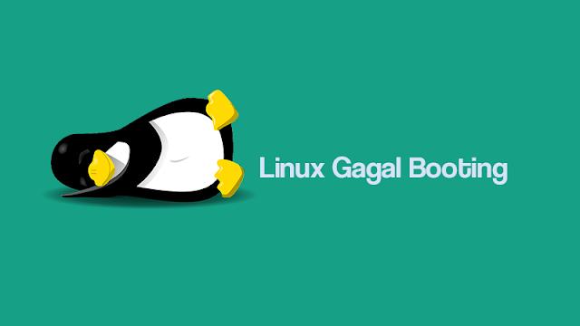 Cara Memperbaiki PC Linux Ubuntu Anda Saat Tidak Mau Boot