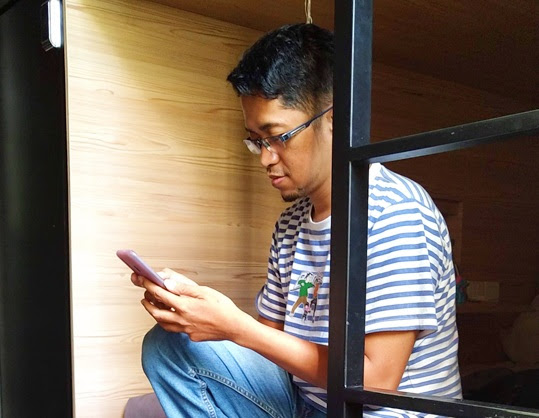 Tips Menjadi Blogger Lewat HP