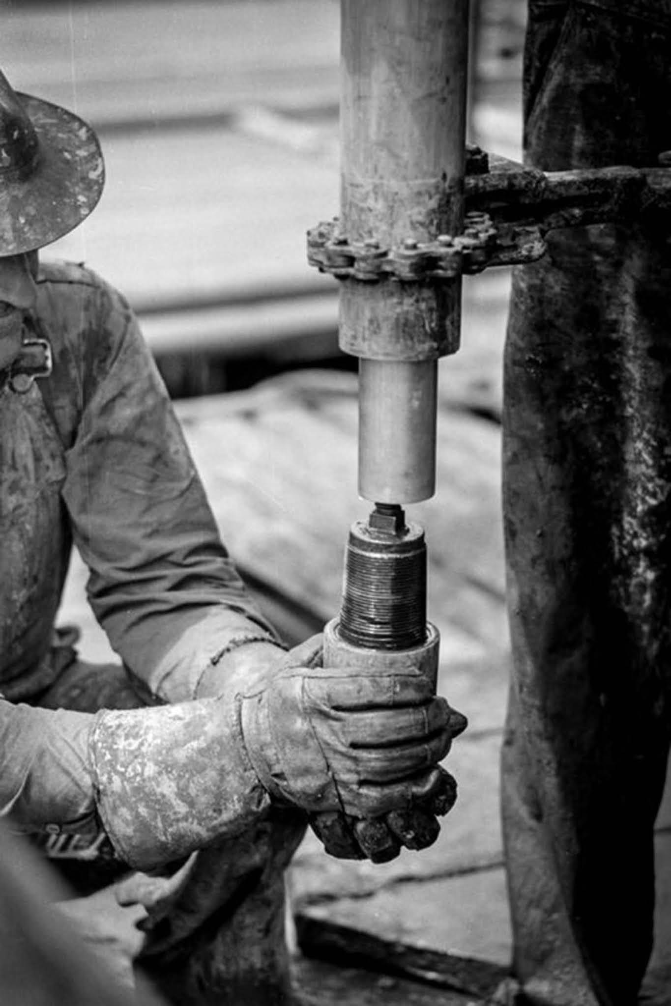 texas oil roughnecks