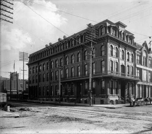 Historic hotels