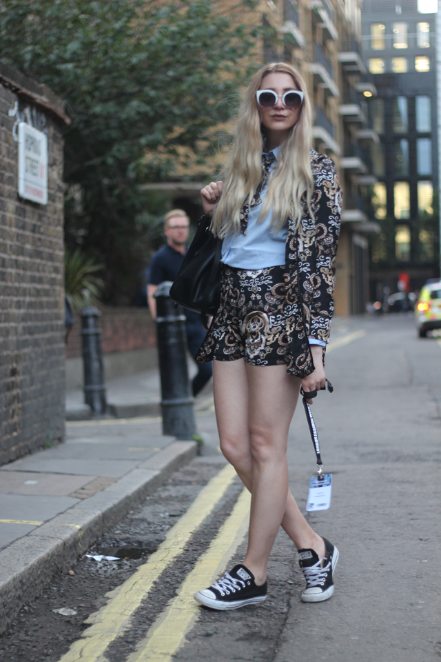 london fashion week street style 2016