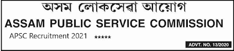 APSC  Librarian Recruitment 2021