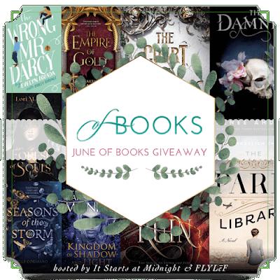 June 2020 Of Books Giveaway Hop (INTL)