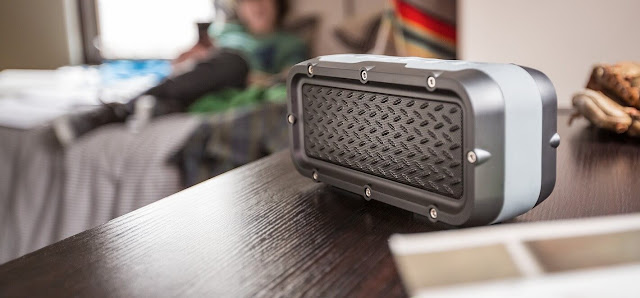 Jam Xterior Max Speaker Connect wirelessly with any Bluetooth device in a 30-foot range
