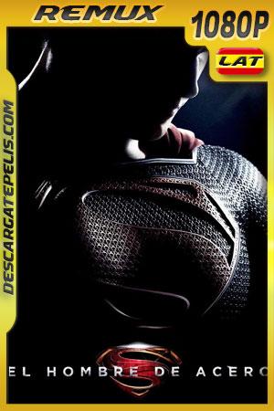 El hombre de acero (2013) 1080p BDRemux Latino – Ingles