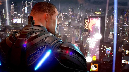 Crackdown 3 Review, Gameplay & Story