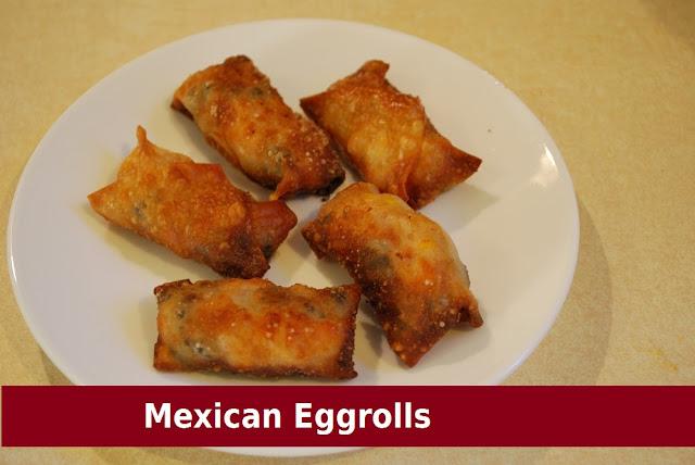 Mexican eggrolls