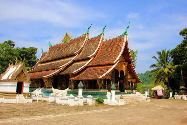 Kết quả hình ảnh cho Wat Xieng Thong