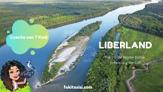 """(Imagen) Cuenta con 7 km2 de territorio, entre la Croacia y Serbia, en el lado occidental del rio Danubio, conocido como """"Gornja Siga"""""""