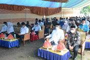 Kesyukuran dan Penamatan Ke- 9 Pondok Pesantren Nurul Jibal Dihadiri Bupati Sinjai