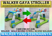 Walker Gaya Stroller