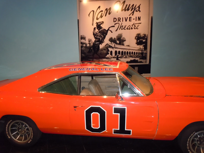 Dukes of Hazzard General Lee film car