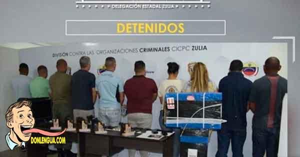 Cayeron 10 traficantes de armas en Maracaibo