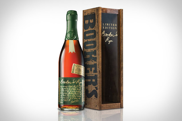 Bookers 13-Year Rye Review