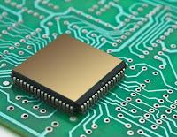digital piano computer chip