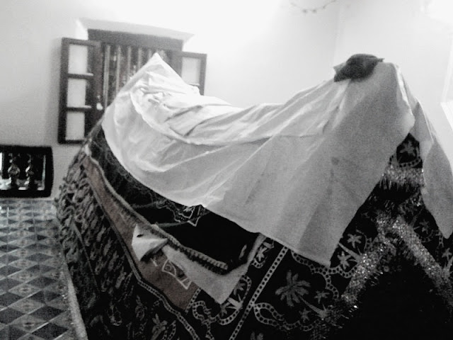 Mazar Shareef Hazrat Malik bin Dinar