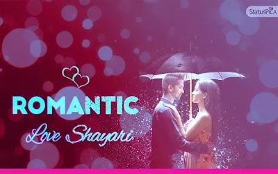 [Romantic shayari] Romantic shayari in hindi | Love shayari in hindi for girlfriend