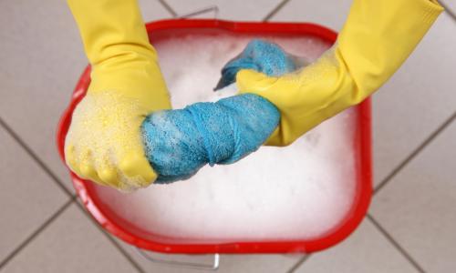 Girls doing more housework in Covid lockdown than boys