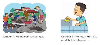 Kunci Jawaban Buku Kelas 4 SD Pembelajaran 1 Tema 2 Subtema 1