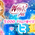 ¡¡Winx Club All alcanza los 5.000 seguidores en Twitter!! Winx Club All have 5000 followers on Twitter!