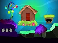 G2L Violaceous House Escape
