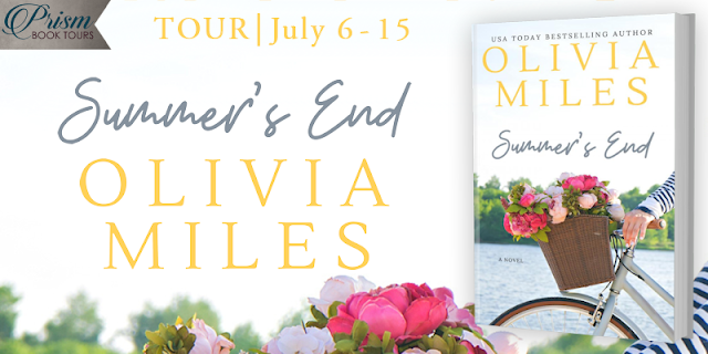 We're launching the Book Tour for SUMMER'S END by Olivia Miles!