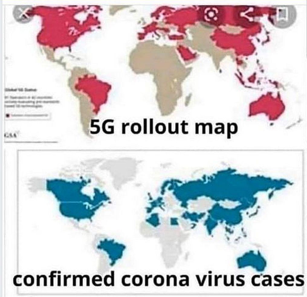 G通訊基地台會嚴重影響人類的免疫系統