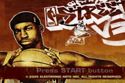 NBA Street V3 High Compressed PS2 ISO [447 MB]